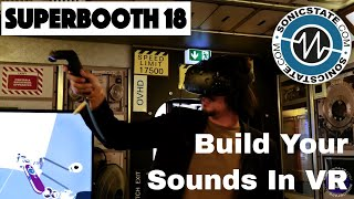 Download Superbooth 2018: Coolest Booth? Build Sounds Like LEGO in VR Video