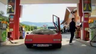 Download Auto oder Raumschiff? - Lamborghini Countach | Motor mobil Video