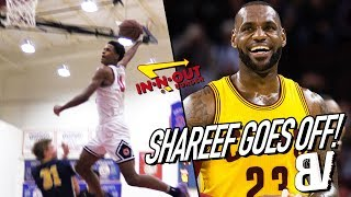 Download Shareef O'Neal GOES OFF After LEBRON Gives Him Advice On IG! First Game After McDonald's AA SNUB! Video