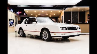 Download 1988 Chevrolet Monte Carlo SS For Sale Video