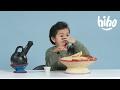 Download American Kids Try Ethiopian Food Video