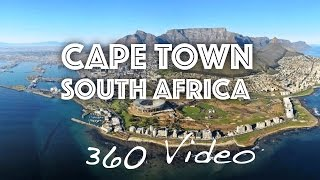Download Best Places to Visit in Cape Town, South Africa [360 Video] Video