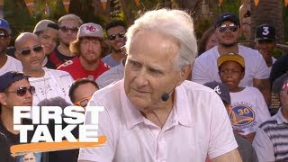 Download Larry Merchant predicts Canelo vs. GGG winner | First Take | ESPN Video