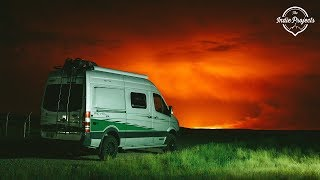Download We Had To LEAVE FAST! Van Life USA Video