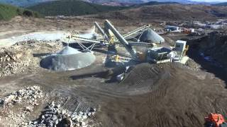Download GÜRSAN Kırma Eleme Tesisi, GURSAN Crushing and Screening Plant Video
