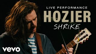Download Hozier - Shrike (Live) | Vevo Official Performance Video
