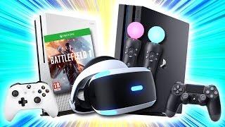 Download TGN 1 MILLION SUBS GIVEAWAY! | 5 PS4 Pro PSVR Bundles + 10 Xbox One S Battlefield 1 Bundles Video