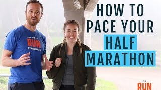 Download Half Marathon Pacing Strategy Video