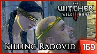 Download The Witcher 3 ► King Radovid's Assassination, Dijkstra Dies - Reason of State #169 Video