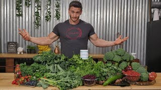 Download The Top 3 Superfoods People Throw Away Video