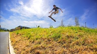 Download CONQUERING THE GRASS GAP OF DEATH! (360 FLIP) | STREET MISSION EP 3 Video
