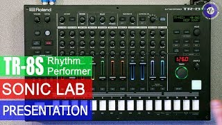 Download Roland TR-8S Rythm Performer - presentation Video