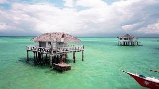 Download INSANE SANDBAR OASIS | Manjuyod Sandbar, Dumaguete Philippines Video