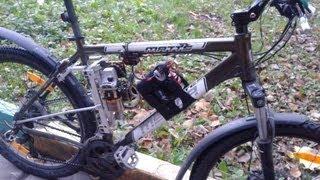 Download Велосипед с мотором 62 км/ч Bike with a motor 62 km/h Video