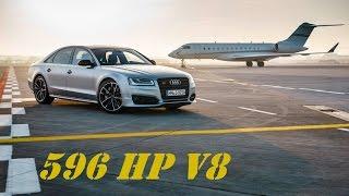Download Audi S8 vs BMW M760li vs Jaguar XJR vs M.B. S63 AMG vs Maserati Quattroporte GTS 90s vs '16 Ep.2 Video