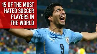 Download 15 Of The Most Hated Soccer Players In The World Video