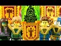 LEGO NEXO KNIGHTS THE MOVIE - PART 7 - QUEST FOR THE MERLOK POWERS