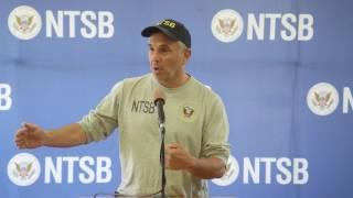 Download NTSB Charleston, WV Aviation Media Brief May 6, 2017 Video