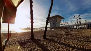 Download Oceanside, CA | Time-lapse Test on the LG V20 (1080p/60FPS) Video