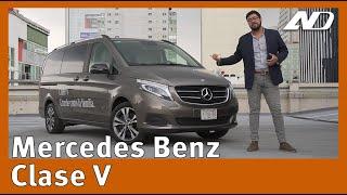 Download Mercedes-Benz Clase V - Si, Mercedes hace una Minivan y es sorprendentemente buena Video
