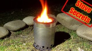 Download How To Make A Wood Gas Stove - Compact & Efficient! Video