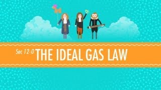 Download The Ideal Gas Law: Crash Course Chemistry #12 Video