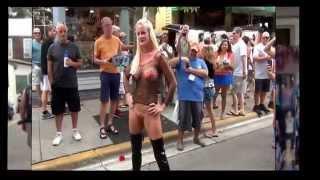 Download A EXÓTICA DUVAL STREET KEY WEST FLORIDA-by Felipe Jacy Video