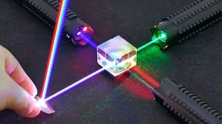 Download 5 EXPERIMENTS WITH LASERS THAT WILL BLOW YOUR MIND !! Video