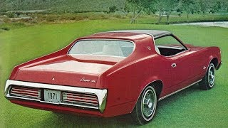 Download Why The 1971-1973 Mercury Cougar Is So Unique Video