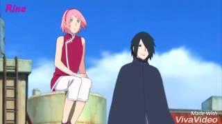 Download Sasuke uchiha Sakura Haruno e uchiha sarada Video
