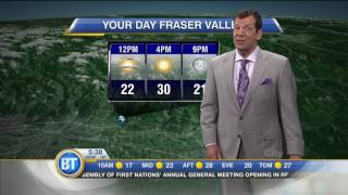 Download Latest Forecast: July 25th Video