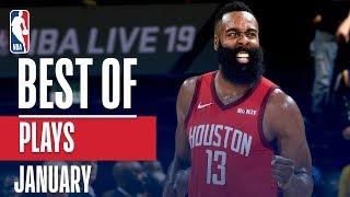 Download NBA's Best Plays | January 2018-19 NBA Season Video