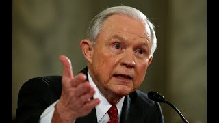 Download WATCH LIVE: Attorney General Jeff Sessions testifies before Senate Intelligence Committee Video