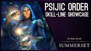 Download Psijic Order Skill Line Showcase - Summerset Chapter! Video