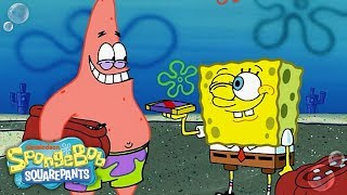 Download Chocolate w/ Nuts 🥜 in 5 Minutes | SpongeBob Video