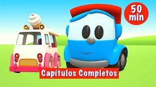 Download Leo el Pequeño Camión Capítulos Completos (9 episodios) Video