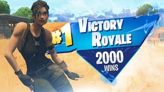 Download Perfect Game For 2,000 Fortnite WINS! Video