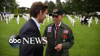 Download World War II veteran shares his secret to living life Video