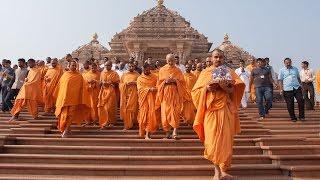 Download Guruhari Darshan 20-22 Feb 2017, Delhi, India Video