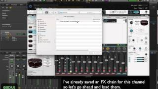 Download BFD3 - Making the snare sit perfectly in the mix using 2 snares! Video