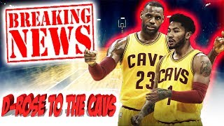 Download | BREAKING | Derrick Rose signs with the Cleveland Cavaliers Video