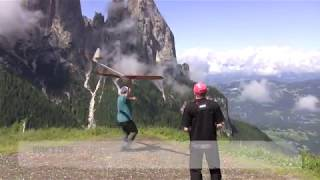 Download Slope Soaring in Seiser Alm 2017 Video