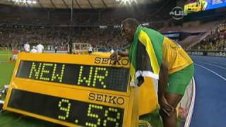 Download Usain Bolt beats Gay and sets new Record - from Universal Sports Video