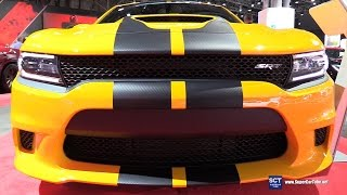 Download 2017 Dodge Charger SRT Hellcat - Exterior Interior Walkaround - 2017 New York Auto Show Video
