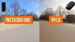Download Insta360 ONE vs Rylo 2018: Stabilization, Software & Video Comparison Video