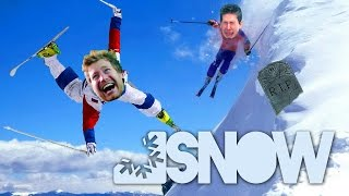 Download Snow - Taking the Piste! (Skiing Game) Video