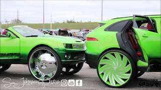 Download mlk carshow 2k19 (Foreign, lifted trucks, wet paint, old schools,big rims) Video