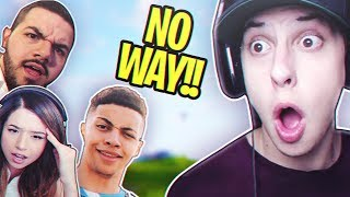 Download He Did What?! TSM Myth, Pokimane, Cizzorz & CourageJD - Squads Fortnite Gameplay Win Video