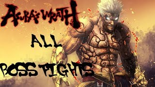 Download Asura's Wrath All Bosses Video