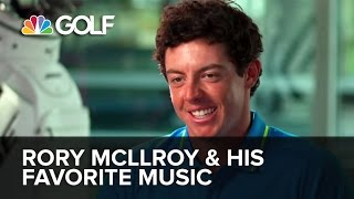 Download Rory McIlroy & His Favorite Music To Practice | Golf Channel Video